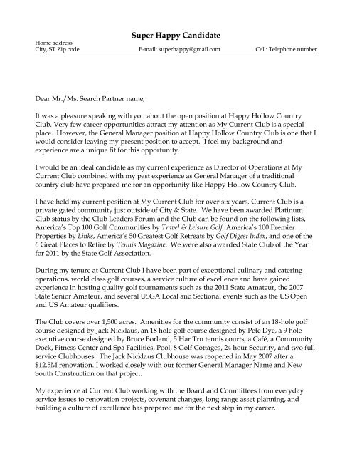 Resume Cover Letter Sample B Kopplin Kuebler
