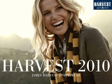 JAMES HARVEST SPORTSWEAR - STICKEREI-STICKEN.ch