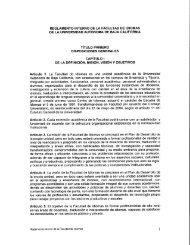 Reglamento - Facultad de Idiomas Ensenada - Universidad ...