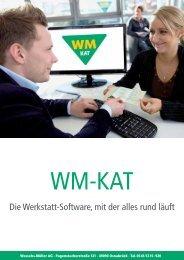 Die Werkstatt-Software, mit der alles rund läuft - Wessels + Müller AG