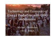Technology and Economics of Energy Production with ... - Eprida