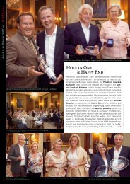Hauck&Aufhaeuser Golf Cup - TOP Magazin Frankfurt