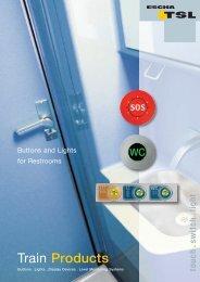Buttons and lights for wet rooms [.PDF] - Logo ESCHA TSL GmbH