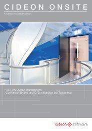 Schneller zum Angebot für Türen und Tore - Cideon Software GmbH