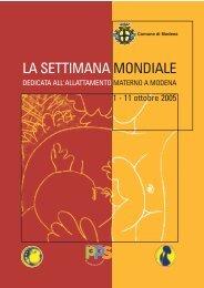 brochure - Azienda USL di Modena