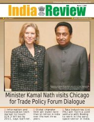 Minister Kamal Nath visits Chicago for Trade ... - Embassy of India