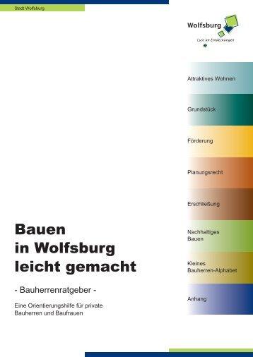 Die Baufibel - Wolfsburg