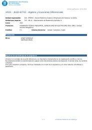 14531 - ALED-E1T43 - Algebra y Ecuaciones Diferenciales