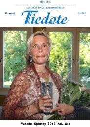 Tiedote 3-2012 PM6 - Skolverket