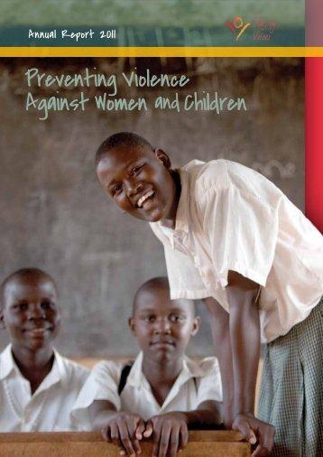 2011 Annual Report - Raising Voices