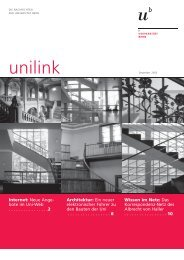 Unilink 12/2005 - Christoph Schläppi