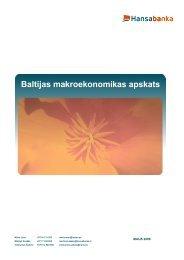 Maijs 2006 - Swedbank