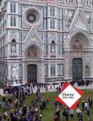Florens 2010-2012 - Fondazione Florens
