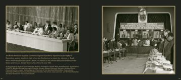 The North American Regional Conference against Apartheid ...