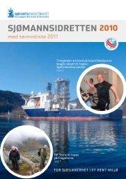 Sjømannsidretten 2010 - Sjøfartsdirektoratet