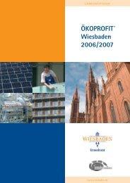 ÖKOPROFIT® Wiesbaden 2006/2007 - Landeshauptstadt Wiesbaden