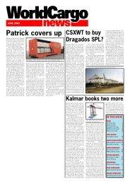 June Front Cover - WorldCargo News Online