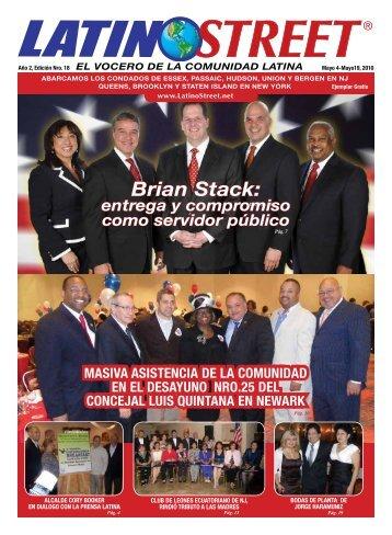 Edición #18 - LatinoStreet.Net