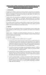 Normativa Rendicion de Cuentas - Poder Judicial