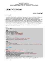 X12 856 Ship Notice - Manifest - Big Lots