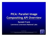 Parallel Image Compositing API Overview - Computation - Lawrence ...