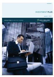 ethical equity fund - New Ireland Assurance