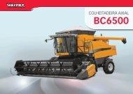 VT COLHEITADEIRA BC6500.indd