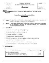 Precast Concrete Transformer Foundations - NStar