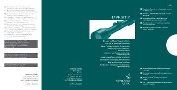 mode d'emploi (pdf) - Cicognani Varide