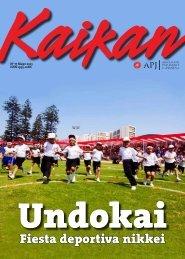 Kaikan Nº 77 - Mayo 2013 - Asociación Peruano Japonesa