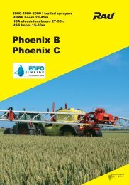 Phoenix B Phoenix C - AGROVOK-SERVIS, sro