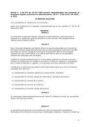 1/3 Décret n° 2-64-072 du 29/03/1965 portant réglementation des ...