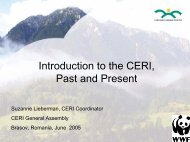 4 - The Carpathian EcoRegion Initiative