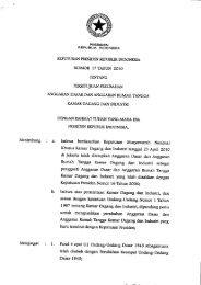 Rumah Tangg a Kamar Dagang dan Industri ... - Kadin Indonesia