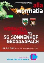 brötchen - Wormatia Worms