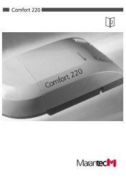 Comfort 220 - Antriebe 24