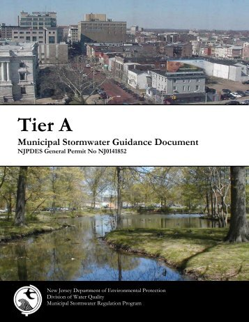 Tier A - Stormwater