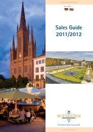 Sales Guide 2011/2012 - Landeshauptstadt Wiesbaden