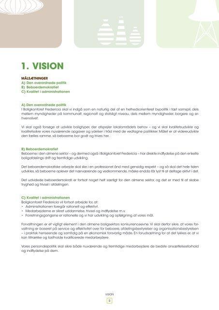 Klik her for at se Visions- og Målsætningsprogram - Boligkontoret