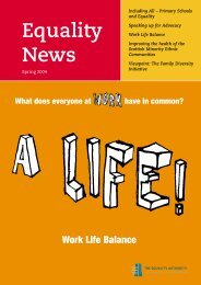 Equality News Spring 2004.pdf (size 1.3 MB) - Equality Authority