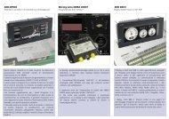 AHD-DPS02 Böning joins NMEA 2000® AHD 880 E