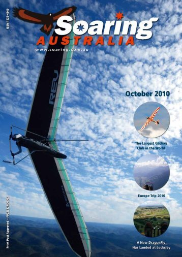 October - Hang Gliding Federation of Australia