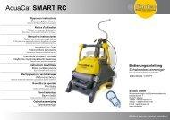 AquaCat SMART RC - myRobotcenter