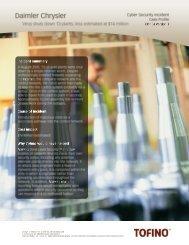 Download PDF Case Profile - Tofino Security