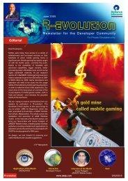 R-evolution June' 05 - Reliance Communications