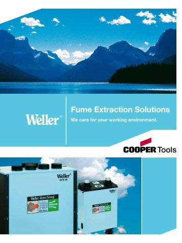 Fume Extraction Solutions - DigiKey