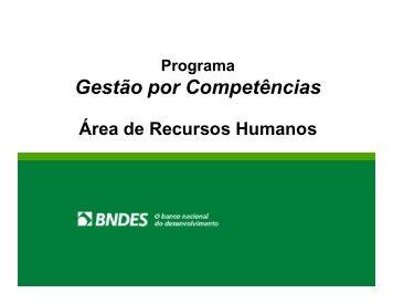 Gestão por Competências no BNDES_v3.ppt [Modo de ...