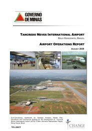 tancredo neves international airport airport operations report