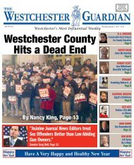 read The Westchester Guardian - January 3, 2013 edition - Typepad