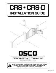 Swing Installation Guide 12-21-99 - Linear